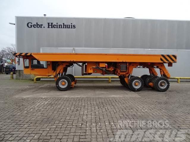 [Other] KAMAG 1603 HS 2 Elevating Transporter 68 Tons Capa