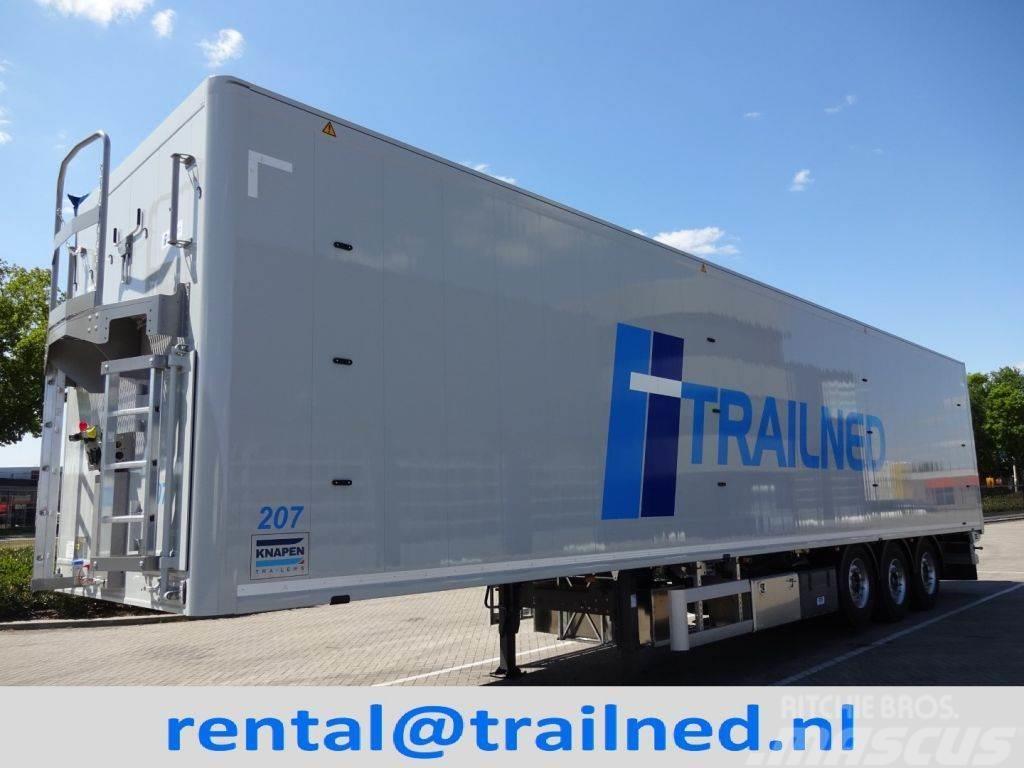 Knapen Trailers K200 - 92m3 High Pressure Cleaner