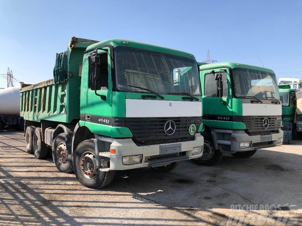 Mercedes-Benz ACTROS 4140