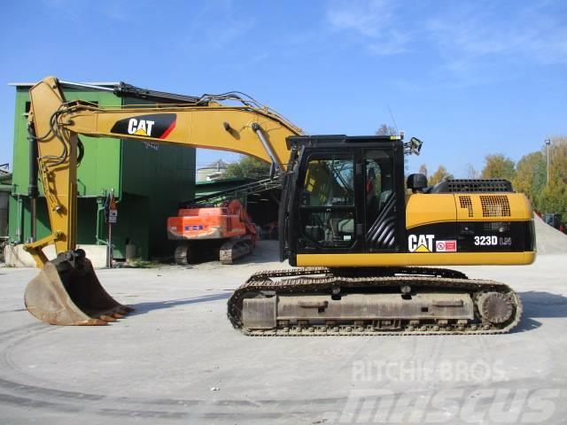 Caterpillar 323 D LN