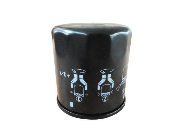 Cummins oil filter 4B 6B 6C K19, 2015, Motorer