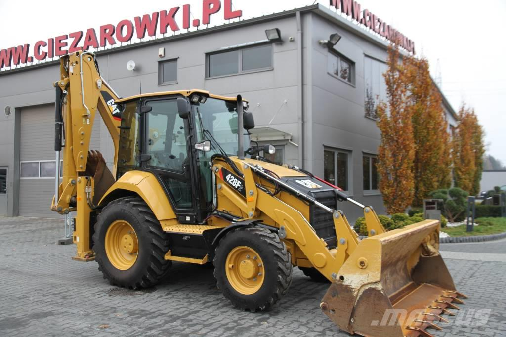 Caterpillar CAT 428F2 / 428 F2 TURBO POWERSHIFT
