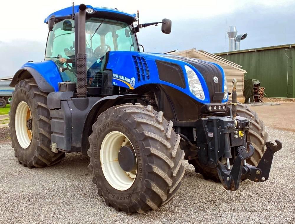 New Holland T 8.390 UC Allrad Traktor
