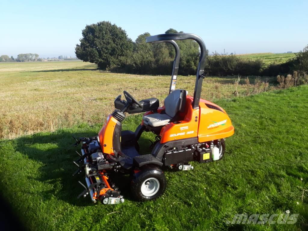 Jacobsen Eclipse 322