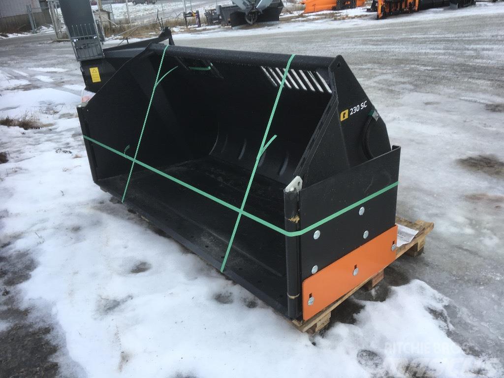 Ålö Klaffskopa Sc 230 Pro