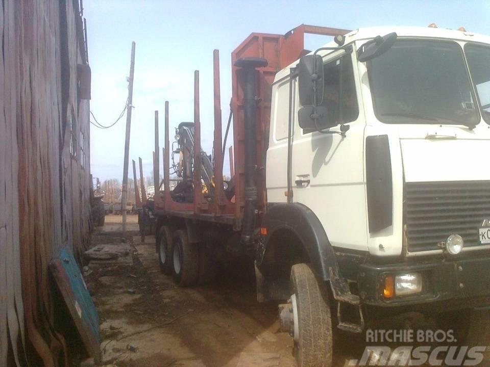 МАЗ 6317Х9-465-000 С КМУ ОМТЛ-70.02