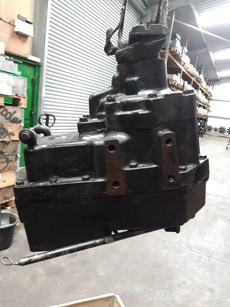 Timberjack 1270 TRANSFER BOX LOK 34  0