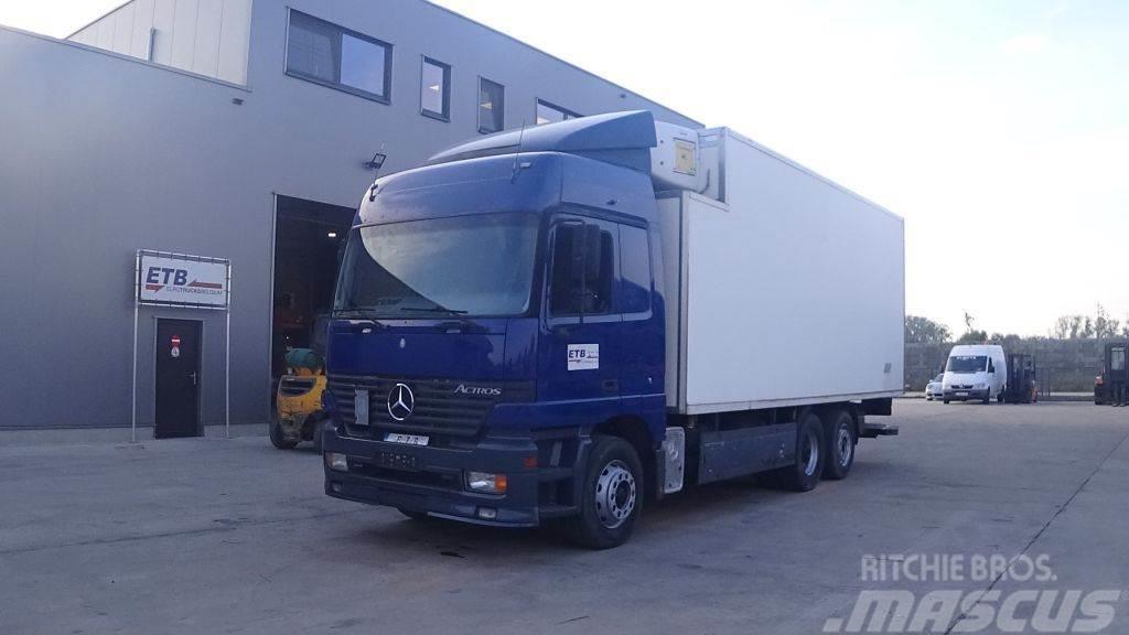 Mercedes-Benz Actros 2540 (FRIGO / BONNE ETAT / 6X2)