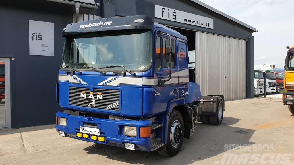 MAN 19.362 4X2 tractor unit
