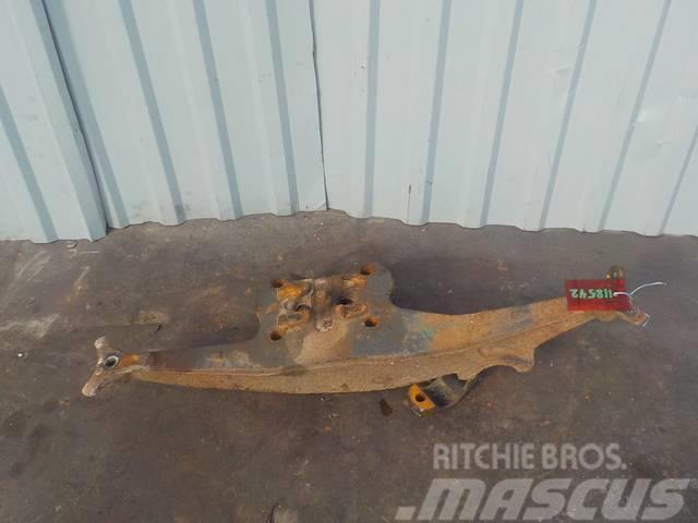 DAF XF 95 Air suspension bracket 1368262/1368260
