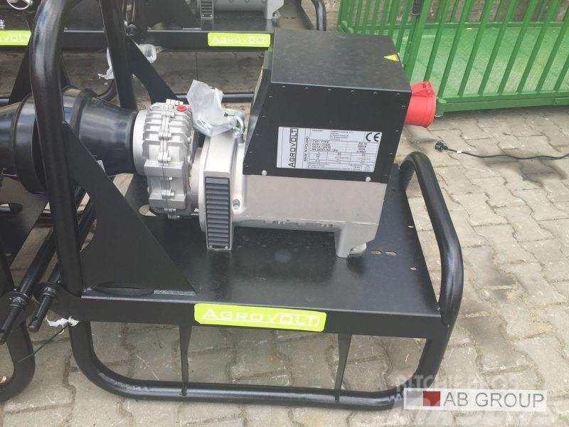 [Other] Agrovolt Generator/ Stromaggregate AV18/Generator