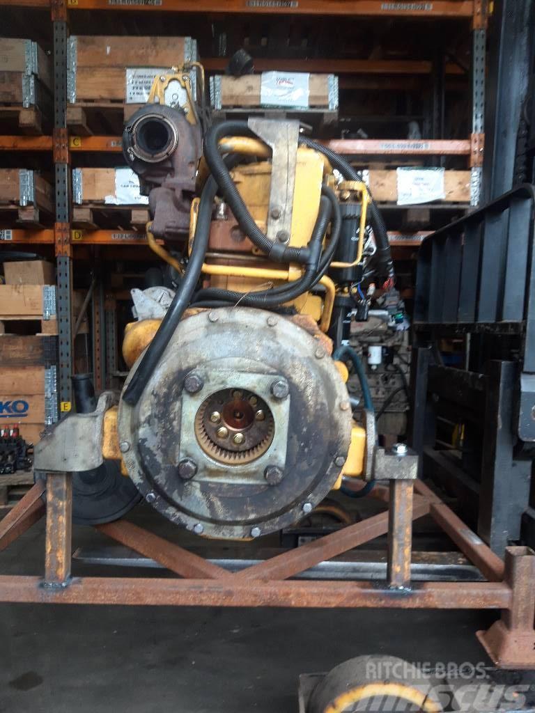 Timberjack 1070D JOHN DEERE ECO 3 ENGINE