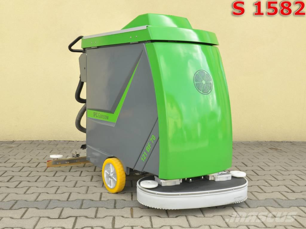 [Other] Scrubber dryer IPC GANSOW 121 BF 70
