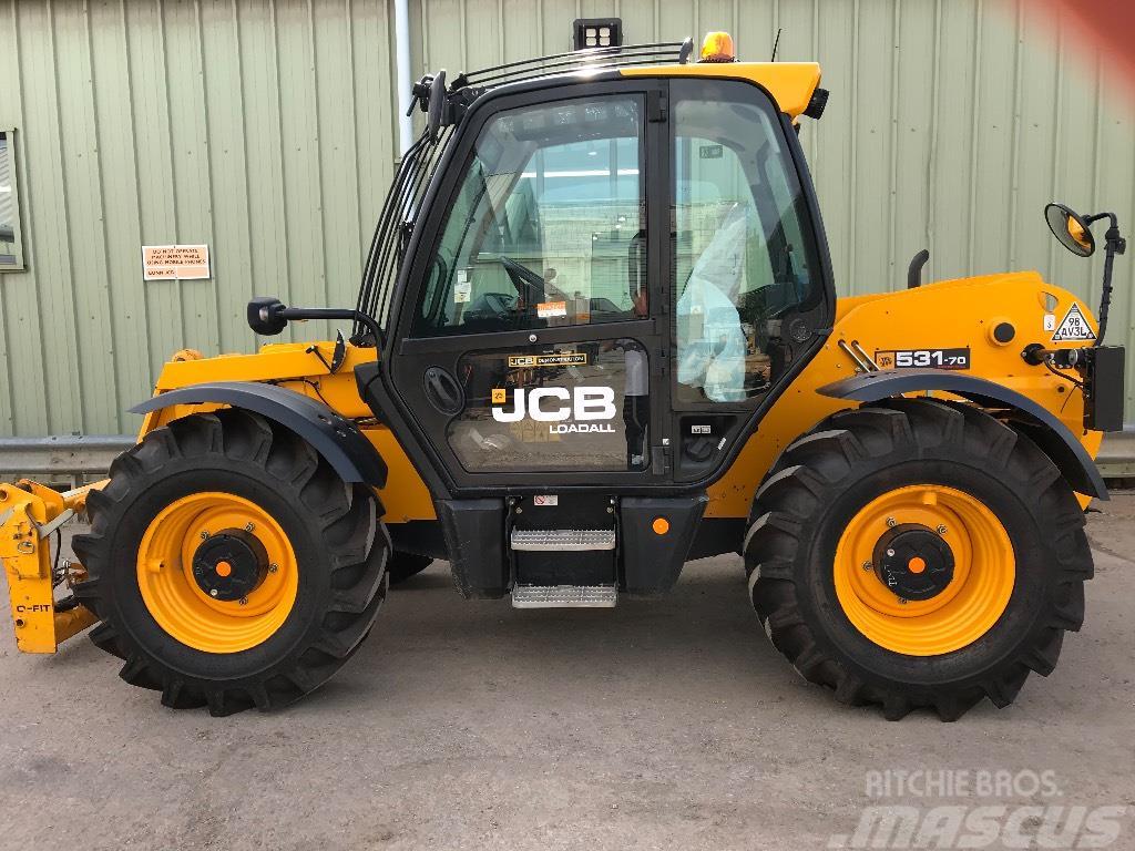 JCB 531-70 Agri 55