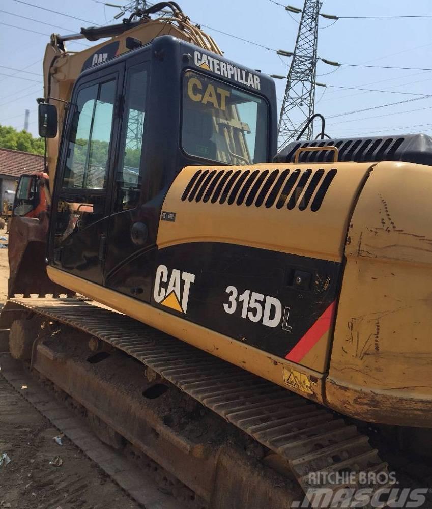Caterpillar 315 D