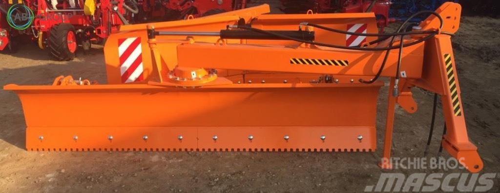 [Other] SPAWEX Schneepflug hydraulisch 3 m/Rear plough/Зад