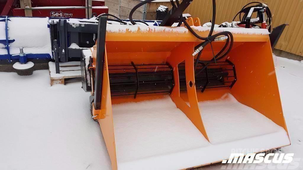 Hydromann Sandspridare 1500 SL
