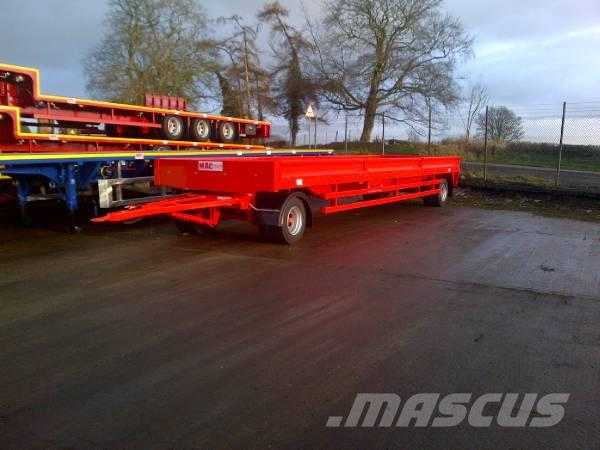 MAC 2 axle AGRI Turntable Platform
