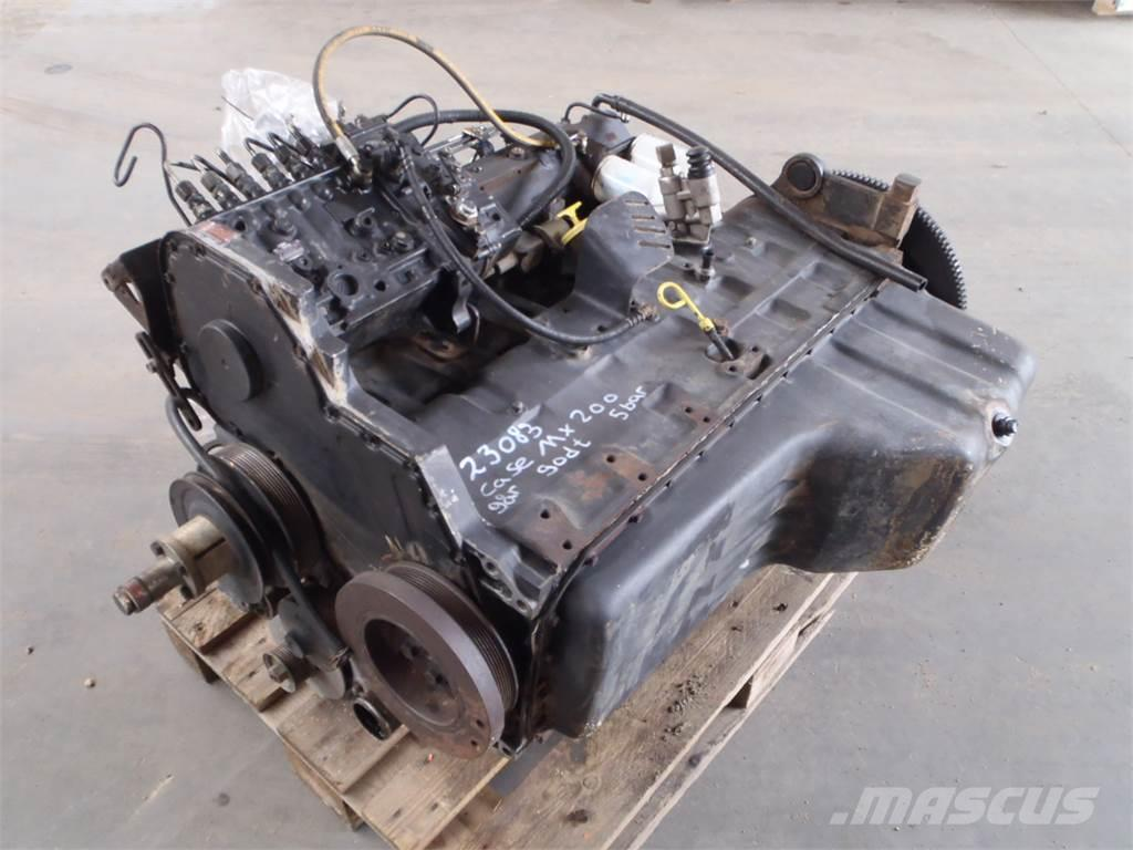 [Other] Engine Case MX 200