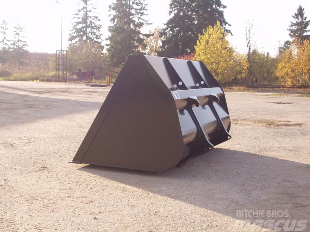 JCB light material bucket 4 m3