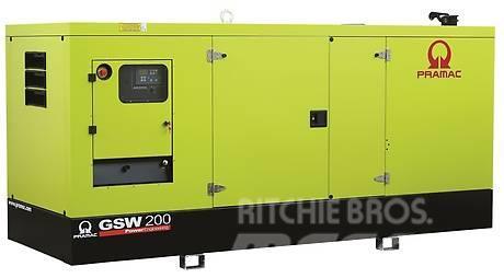 Pramac GSW200P PERKINS 200 KVA