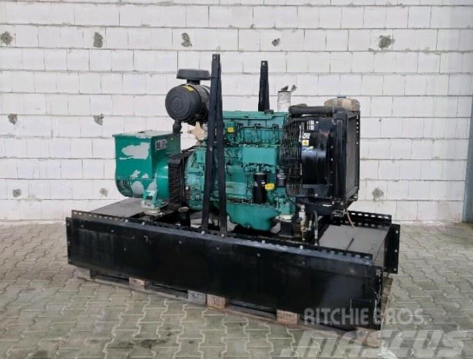 Volvo Penta 80 kVA - Bj. 2008 - Notstromaggregat