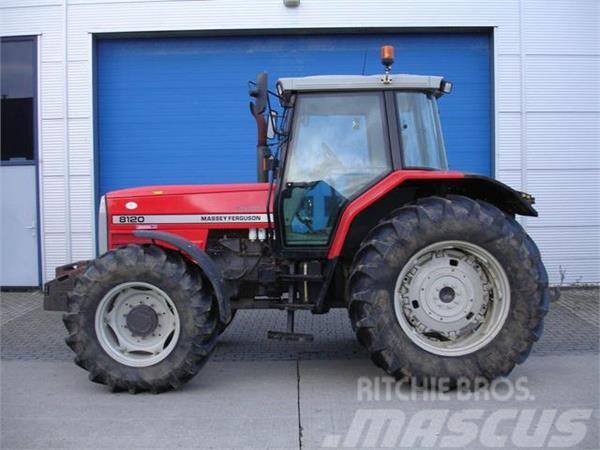 Massey Ferguson MF-8120