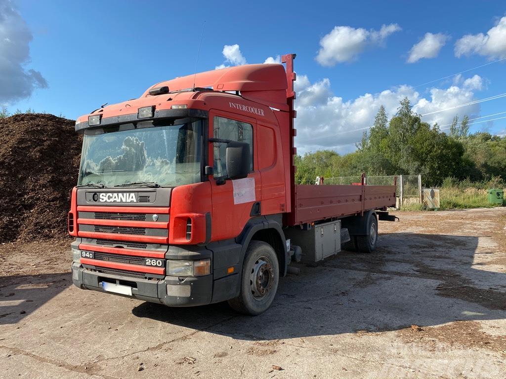 Scania 94 D 260
