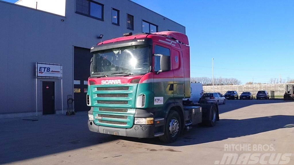 Scania R 380 (MANUAL GEARBOX / BOITE MANUELLE / AIRCO)
