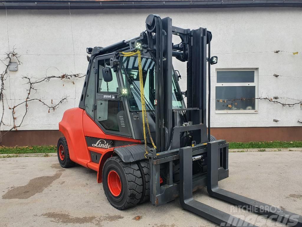 Linde H80D-02/1100