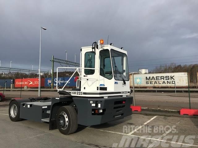 Terminaltraktor MOL YM225/4x2