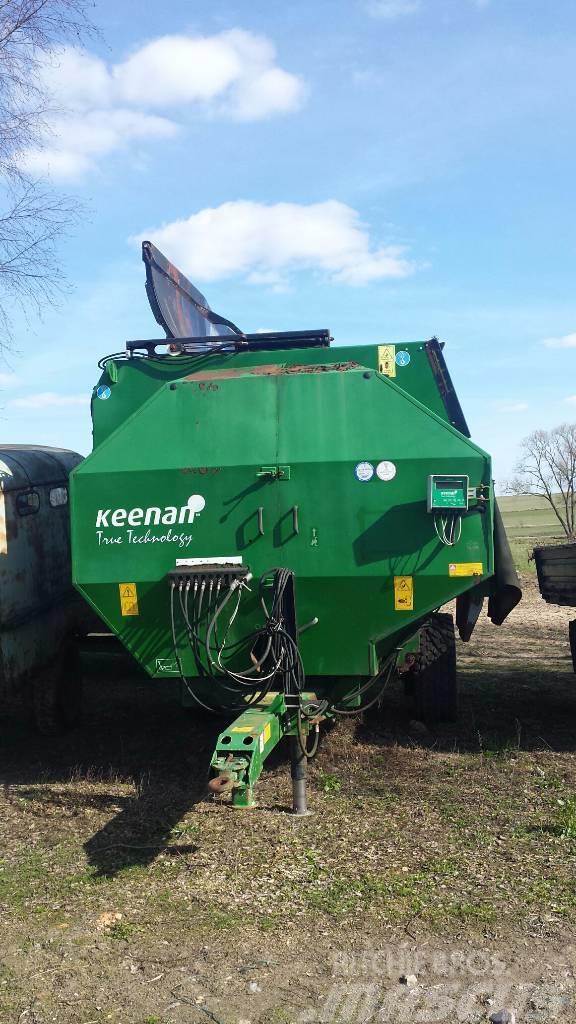 Keenan Mech Fiber 350