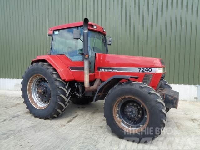 Case IH magnum 7240 tractor