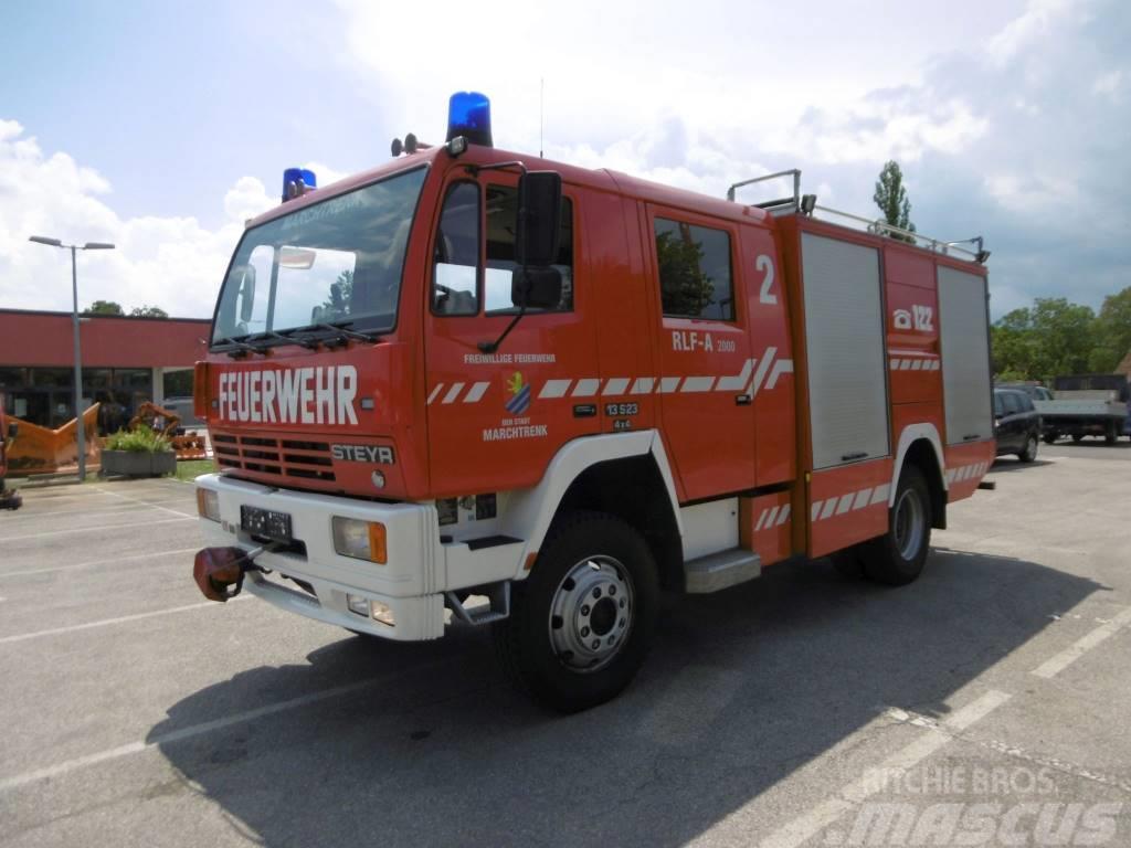 Steyr 13S23/L37/4x4