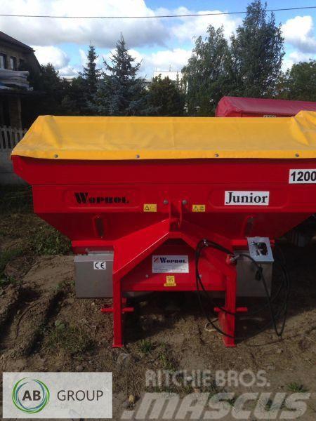 Woprol Düngerstreuer 1200kg/Fertilizer spreader/ Разбрасы