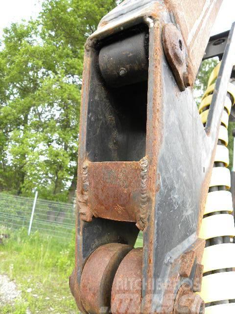 Logman 821 H, 2006, Utilaje de transport al bustenilor