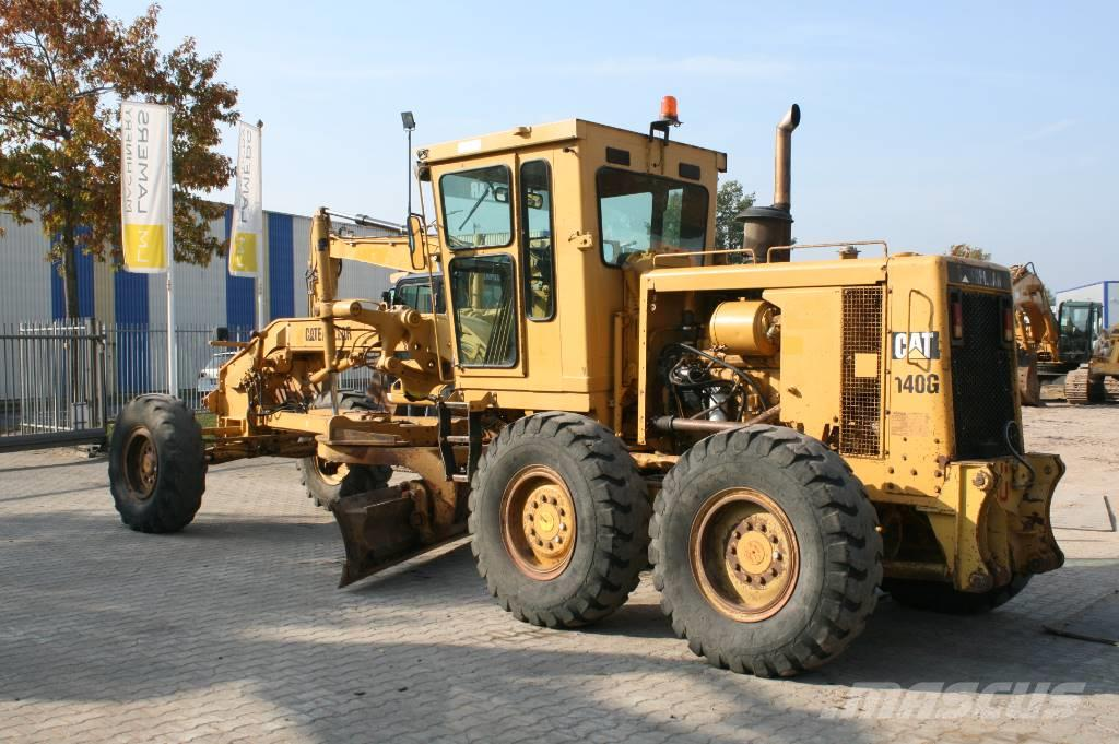 Caterpillar 140 G vhp 1995