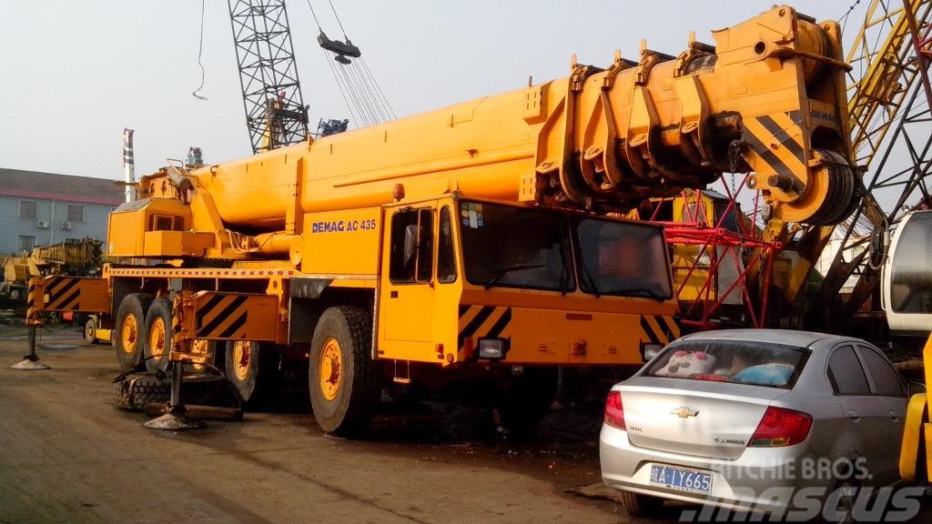Demag AC 435 (150t Truck Crane)