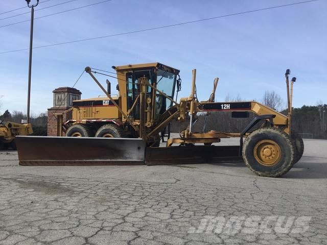 Caterpillar 12H VHP PLUS