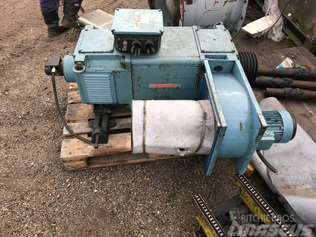 Asea Motor Lar 200 LD 46 kW silnik prądu stałego
