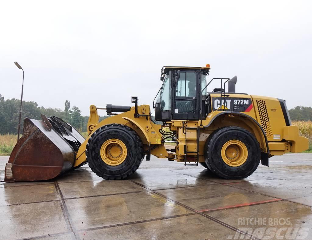 Caterpillar 972M XE Dutch machine