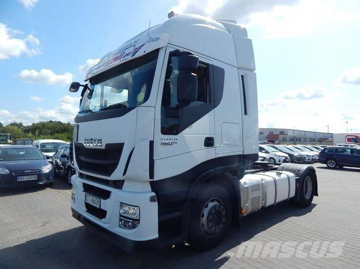 Iveco STRALIS AS 440S46 T/P 4x2 Hi-Way 460 KM