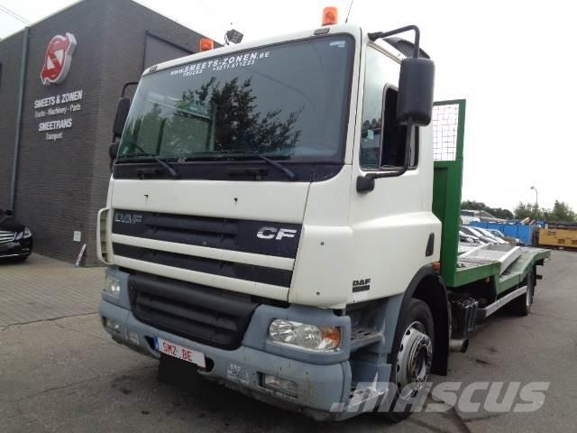 DAF 75 CF 310 porte engins + winch