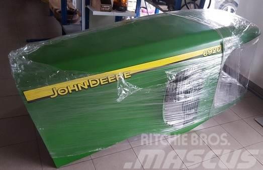 John Deere 6920 capon