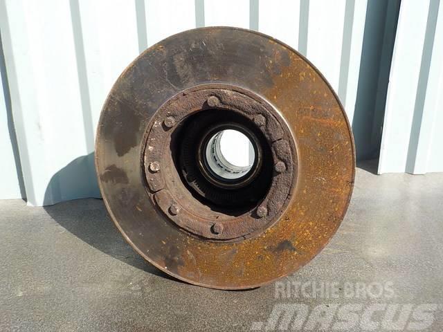 Renault Premium II Wheel hub rear 7485107753/713776/57311/