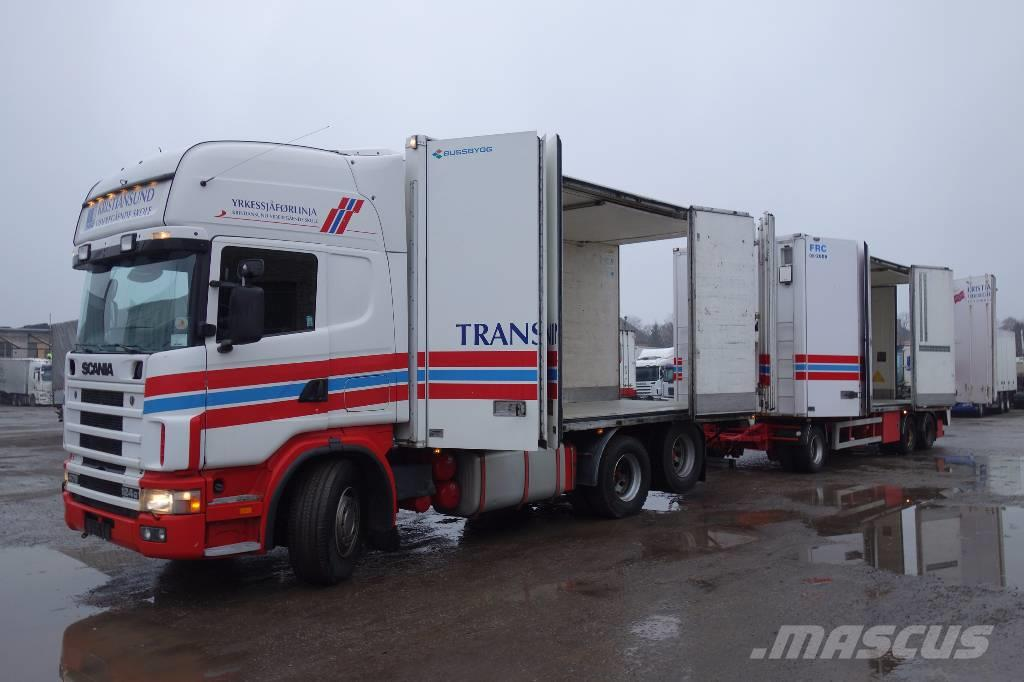 Scania R124GB6X2NB 470