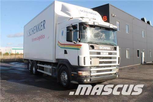 Scania R124 LB6X2*4NB470