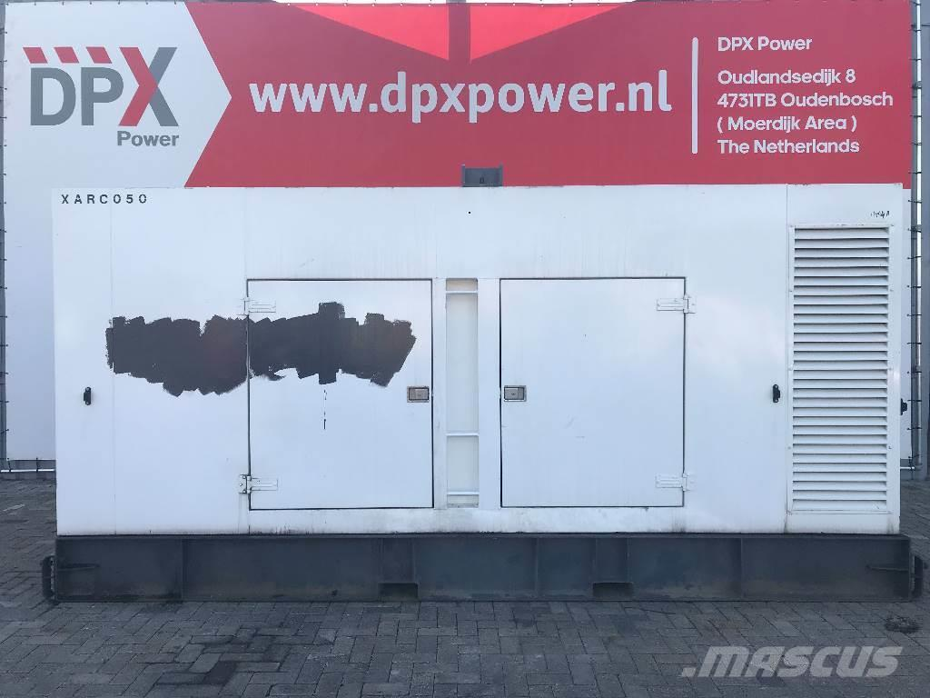 Scania Canopy Only for 550 kVA Genset - DPX-11404-A