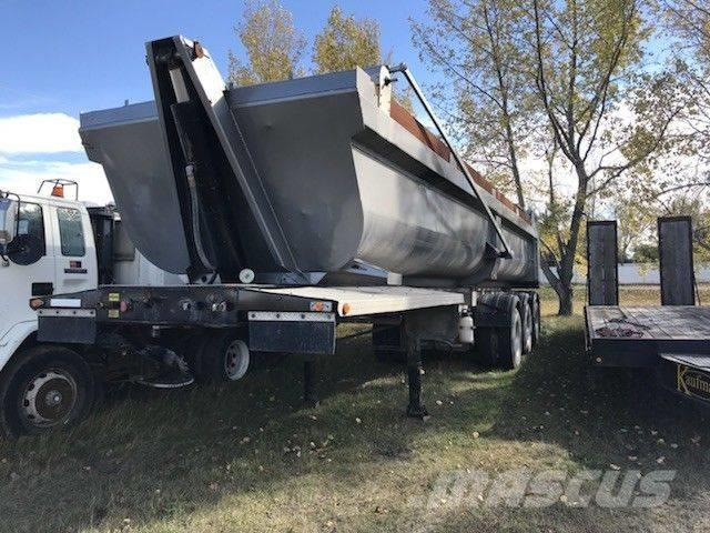 [Other] CROSS COUNTRY TRI-DRIVE FRIENDLY TRI-AXLE END DUMP