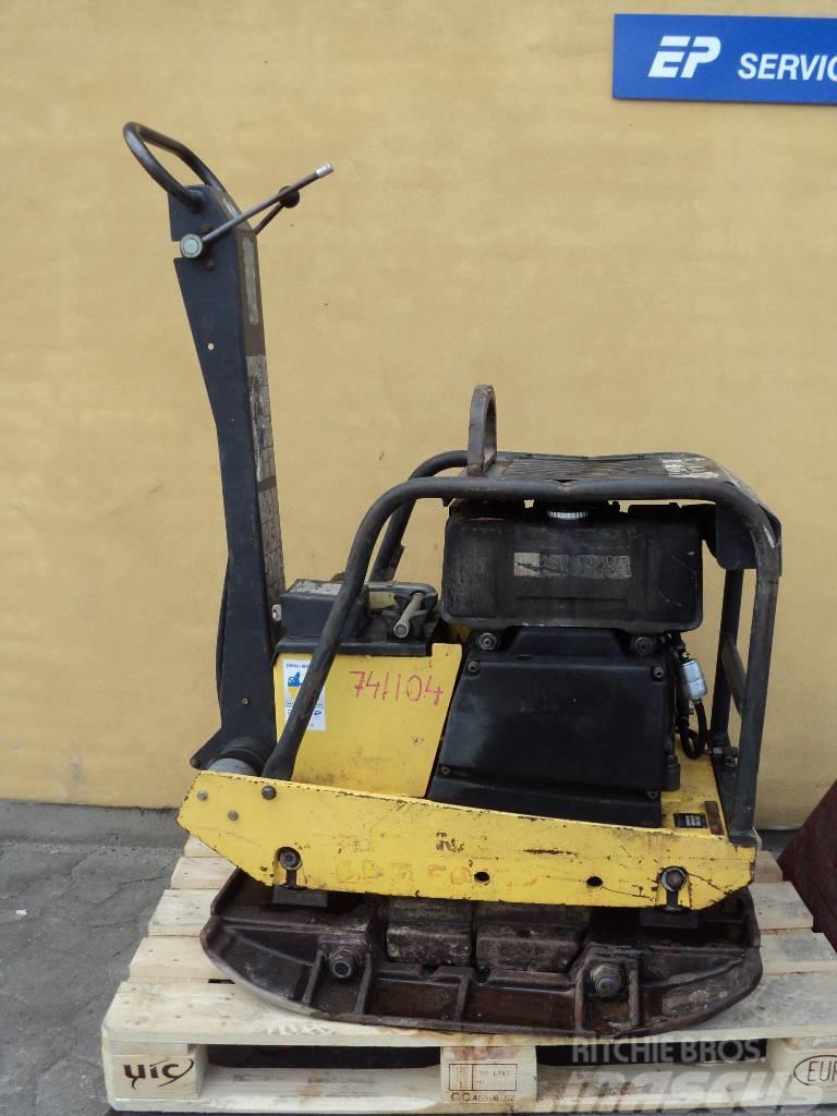 brugte pladevibrator